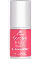 Alessandro Striplac Peel or Soak Nagellack  8 ml Nr. 107 - Hawaiian Dream