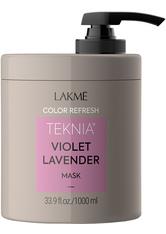 Lakmé Refresh Teknia  Refresh Violet Lavender Mask Maske 1000.0 ml