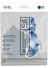 NEQI Mundschutz & Masken Gesichtsmaske Blau Kids Maske 1.0 pieces