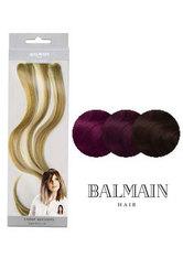 BALMAIN - Balmain Color Accents Wild Berry 30 cm - Extensions & Haarteile
