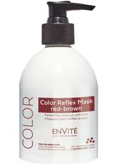 dusy professional Envité Color Reflex Mask rotbraun, 250 ml