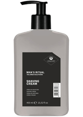 DEAR BEARD - Dear Beard Man's Ritual Shaving Cream 400 ml - Rasierschaum & Creme