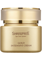 SHANGPREE - SHANGPREE Gold Intensive Cream 50 ml - Tagespflege