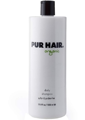PUR HAIR Organic Daily Shampoo 1000 ml