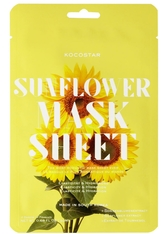 KOCOSTAR - Kocostar Slice Mask Sheet Sunflower - TUCHMASKEN