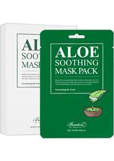 Benton Produkte Benton Aloe Soothing Mask Pack 10er - Set Maske 10.0 pieces