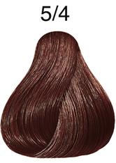 Wella Professionals Color Fresh 5/4 Hellbraun Rot Professionelle Haartönung 75 ml