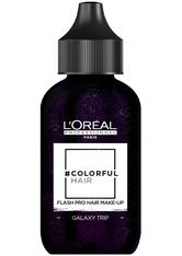 L'Oreal Professionnel Haarfarben & Tönungen Colorful Hair Flash Pro Hair Make-up Galaxy Trip 60 ml
