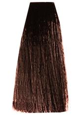 3DeLuxe Professional Hair Color Cream 4.35 Mittelbraun schokolade 100 ml
