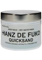 Hanz de Fuko Haarstyling Quicksand Haarcreme 56.0 g