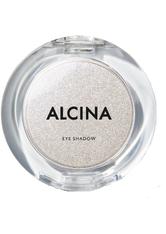 ALCINA Eyeshadow  Lidschatten  1 Stk Pearly Silver