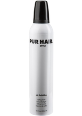 PUR HAIR. - Pur Hair Air Bubbles 300 ml - HAARSPRAY & HAARLACK