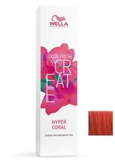 Wella Professionals Color Fresh Create Hyper Coral Professionelle Haartönung 60 ml