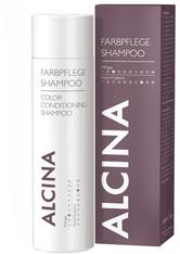 ALCINA Color & Blonde Farbpflege-Shampoo Haarshampoo 250 ml