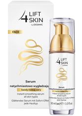 LIFT4SKIN - LIFT4SKIN Glättendes Serum mit Sofort-Effekt Normale und Mischhaut Gesichtsserum  35 ml - Serum