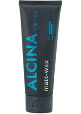 Alcina Produkte Matt-Wax Haarwachs 75.0 ml