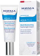 Mavala Aqua Plus, Multi-Hydratisierende Ultraleichte Creme, 45 ml