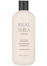 Rated Green Produkte Real Shea Nourishing Shampoo Haarshampoo 400.0 ml