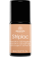 Alessandro Make-up Striplac Colour Explosion Striplac Nail Polish Nr. 901 Latte Macchiato 8 ml