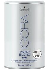 Schwarzkopf Igora Vario Blond Plus Blondierpulver 450 g Blondierung