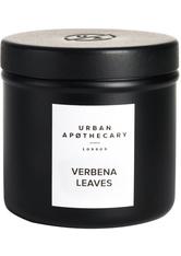 Urban Apothecary Luxury Iron Travel Candle Verbena Leaves Kerze 175.0 g