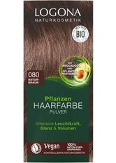 Logona Haarfarbe Pflanzen-Haarfarbe Pulver Haarfarbe 100.0 g