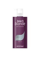 STOPPERKA - Artistique Beach Blonde Shampoo pearl 1000 ml, 1 Liter - Shampoo