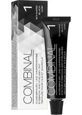 COMBINAL - Combinal Profi-Wimpernfarbe 1 schwarz 15 ml - AUGENBRAUEN