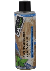 ALMKRAFT - Almkraft Alpengletscher DuschGEL 2 in 1 200 ml - DUSCHEN & BADEN