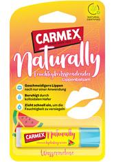 CARMEX - Carmex Naturally Stick Watermelon 4,25 g - Lippenbalsam