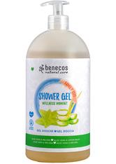 BENECOS - benecos Produkte benecos Produkte Shower Gel - Wellness Moment 950ml Duschgel 950.0 ml - Duschpflege
