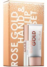 Rodial Rose Gold Hand & Lip Gesichtspflegeset  1 Stk