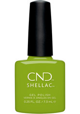 CND Shellac Autumn Addict Crisp Green 7,3 ml