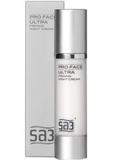 SA3 - sa3 Pro Face Ultra Firming Night Cream 50 ml - NACHTPFLEGE