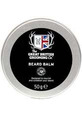 GREAT BRITISH GROOMING - Great British Grooming Beard Balm 50 g - BARTPFLEGE