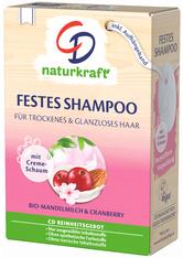 CD Festes Shampoo Bio-Mandelmilch & Cranberry 75 g