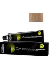L'Oreal Professionnel Haarfarben & Tönungen Inoa Inoa Haarfarbe 10.13 Platinblond Asch Gold 60 ml