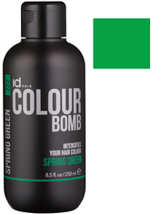 ID Hair Haarpflege Coloration Colour Bomb Nr. 722 Spring Green 250 ml