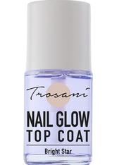 TROSANI - Trosani NAIL GLOW Top Coat -  15 ml - BASE & TOP COAT