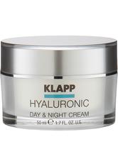 Klapp Hyaluronic Day & Night Cream 50 ml Gesichtscreme