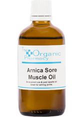 The Organic Pharmacy Arnica Sore Muscle Oil 100 ml