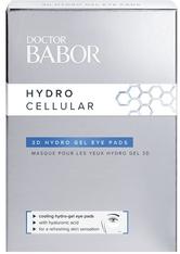 BABOR Gesichtspflege Doctor BABOR Hydro Cellular 3D Hydro Gel Eye Pads 4 Stk.