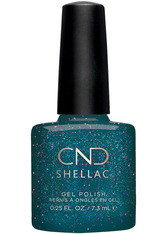 CND - CND Shellac Rhythm & Heat Shimmering Shores 7,3 ml - GEL & STRIPLACK