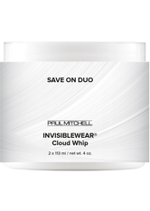Aktion - Paul Mitchell Invisiblewear Save on Duo Cloud Whip 2 x 113 g Haarstylingset