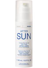 KORRES Sonnenpflege YOGHURT Kühlendes After-Sun Gel After Sun Pflege 150.0 ml