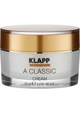 KLAPP - KLAPP A CLASSIC Cream - TAGESPFLEGE