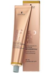 Schwarzkopf Professional Haarpflege Blondme Bond Enforcing Blonde Hi-Lighting Warm Gold 60 ml