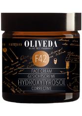 Oliveda Face Care F42 Hydroxytyrosol Corrective Gesichtscreme 60 ml