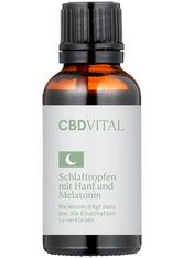 CBD VITAL Schlaftropfen 30 ml Nahrungsergänzungsmittel