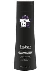 KIS Kappers Royal KIS GlamWash 250 ml blueberry Shampoo
